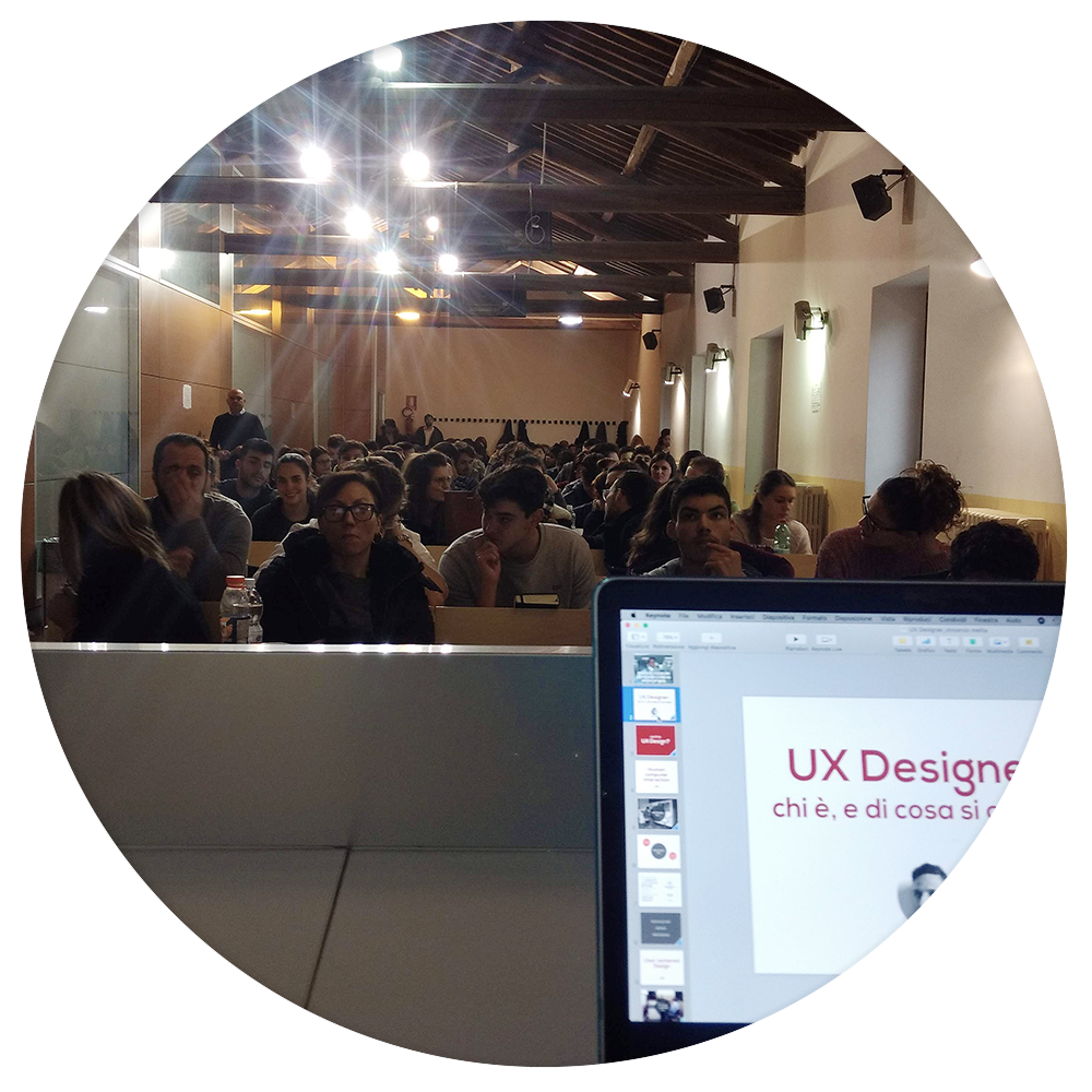 ux design università viterbo